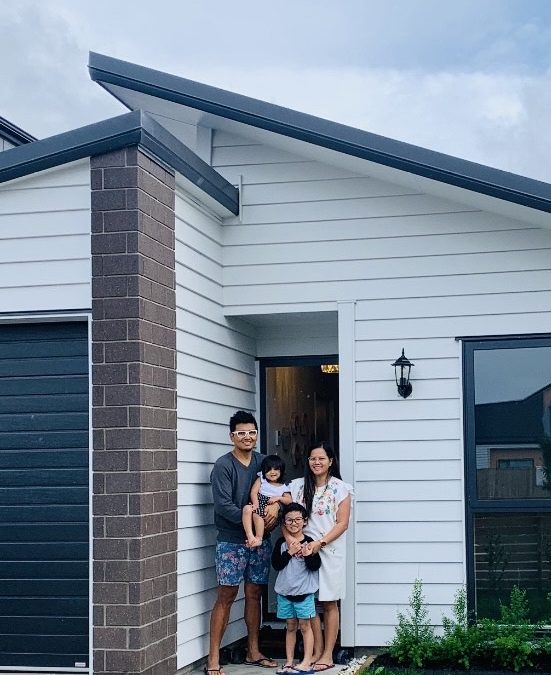Meet the Carambas: A home ownership success story